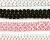 """Imperio Braided Trim 1/4"""" (roll of 24 yards)  - ** FREE SHIPPING **"""