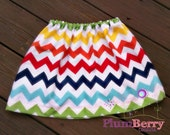 Infant/Toddler/ Girls'  Twirly Skirt 6mo-12 - PlumberryCouture