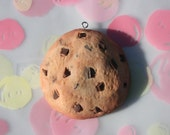 Scented Chocolate Chip Cookie Charm- Made To Order