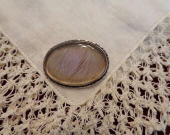 Rare Henry W. King sterling silver brooch/pin