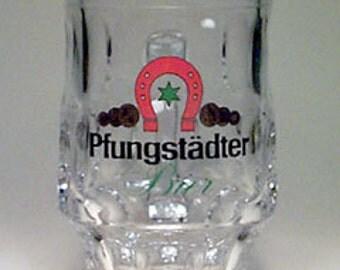 Vintage Pfungstadter Bier Mug