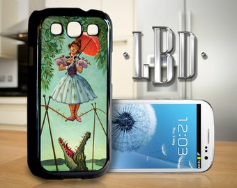 Galaxy S3 Case - Haunted Mansion Stretching Room Painting 001 Cover GS3