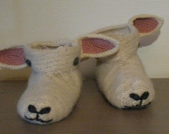 Sheep slippers socks shoes