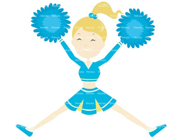 clip art cheerleader pictures - photo #7