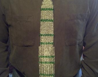 Chain Maille Tie