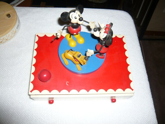 Etsy your place to buy and sell all things handmade for Minnie mouse jewelry box