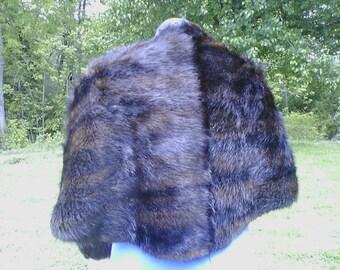 SALE   Imperfect True Vintage Fur Stole