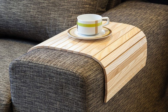 Sofa Tray Table Natural Wooden Tv Tray Wooden Coffee Table