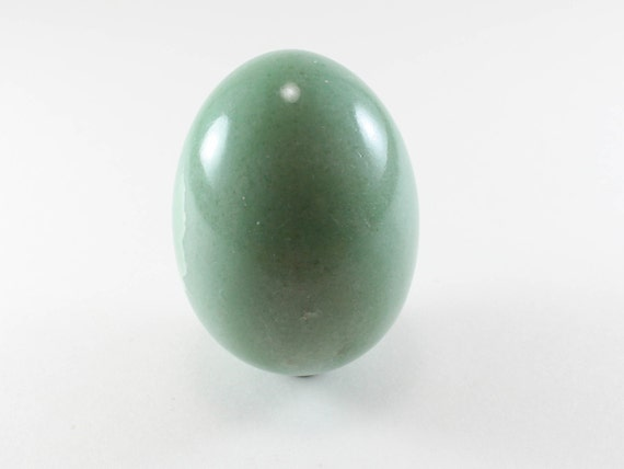 Green Aventurine Egg, M-161