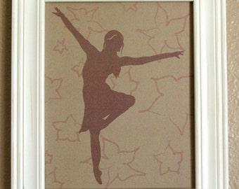 Dancer- 8x10 Digital Print
