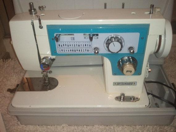 dressmaker sewing machine manual pdf