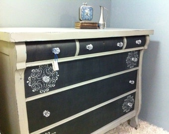 SOLD - Antique Dresser / Buffet