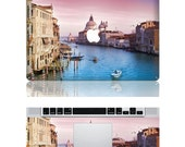 Venice----Mac Full Cover decal Macbook Decals Macbook Stickers Macbook Pro decals Macbook Air decals Vinyl decal for Apple Mac