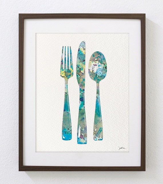 Images Of Kitchen Utensils Wall Decor