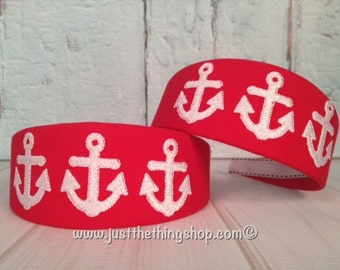 Anchor Trio Headband