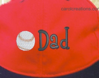 Embroidered Cap for him,golf cap,fishing cap,football cap,baseball cap,gift for him,birthday gift,business logo,funny quote