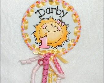 Celebration Ceramic Tag, Badge & Ornament - 3 Gifts in 1