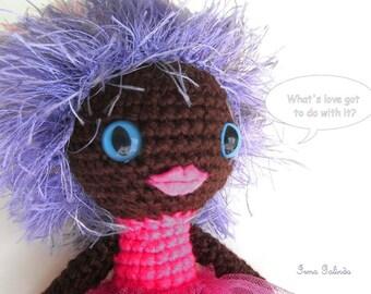Tina Amigurumi Doll