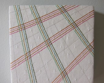 Intersecting Lines Wall Art by Tiny Marie OOAK