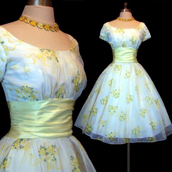 Ivory yellow floral wedding dress chiffon taffeta prom party dress s