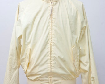 Men's Coat / Vintage Spring Jacket by Globe / Size Medium
