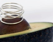 Wrap Ring, sterling silver