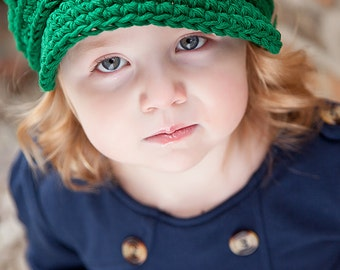 Toddler Newsboy 1T to 2T Toddler Girl Newsboy Hat Toddler Boy Newsboy Cap Emerald Green Toddler Hat Toddler Girl Hat Toddler Boy Hat Buckle