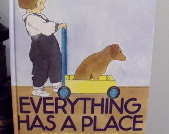 Everything Has A Place - Patricia Lillie - 1993 - Young children