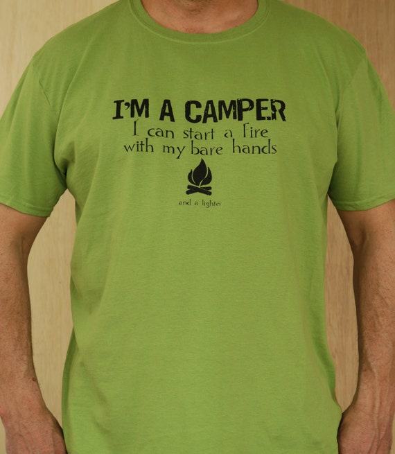 Camping shirts