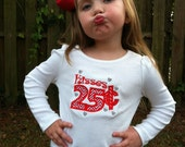 Kisses Applique Shirt Valentines day