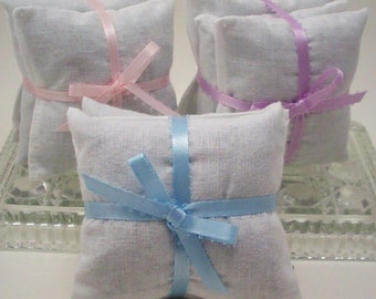 9 Lavender Dryer Sachets