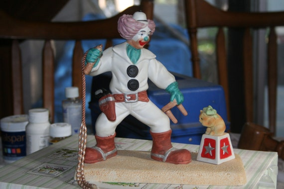 Clown Figurine, By House Global Art