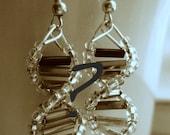 Surprise DNA earrings