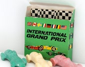 vintage Avon soap - International Grand Prix race cars