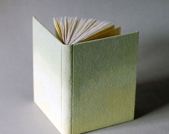 Hollyhock & Carrot Leaf Ombre Journal