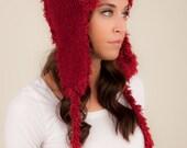 Dakota Hat in Red