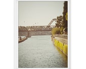 Seattle 2 (Salmon Ladder) // 8x10 Fine Art Giclée Print // Photography
