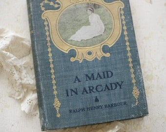 a maid in arcady