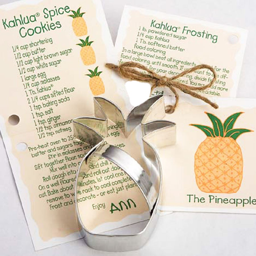 Cookie Cutter Pineapple Cookie Cutter Fruit Pineapple