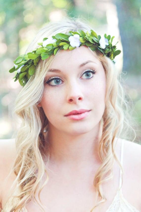Laurel Wreath Bridal Headpiece Wedding Hair Accessories