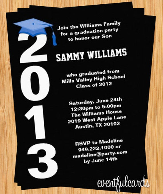 Walgreens Graduation Invitations with awesome invitation layout