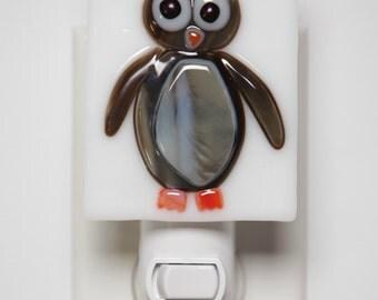 Owl Nightlight/ owl decor/ owl/ baby shower gifts/ baby gift/ nightlight/ kids nightlight/ owl theme/ unique nightlight/ unique nightlights