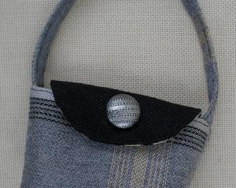 Mini Handbag Gift Card Holder Gift Bag Lavender Sachet