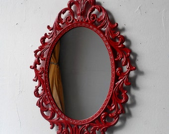 Unique decor wall mirrors