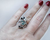 Vintage Mickey Mouse Ring