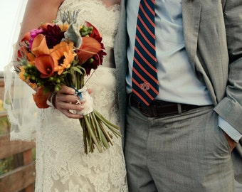 Starfish Wedding Bouquet Charm
