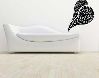 Vinyl Wall Decal Sticker Wings OSMB984m