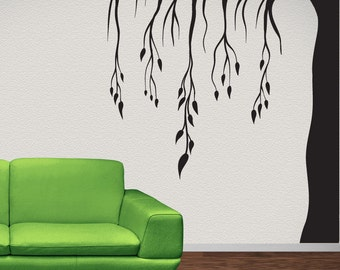 Vinyl Wall Decal Sticker Weeping Branches OSMB1047s