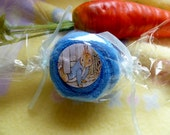 Washcloth Candy ...Beatrix Potter....Peter Rabbit...Tea Parties....Baby Shower Favors...Add a Washcloth Candy :)