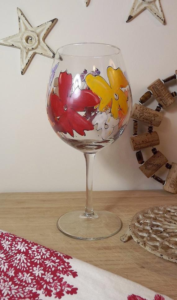 Tuscan Red Wine Glass